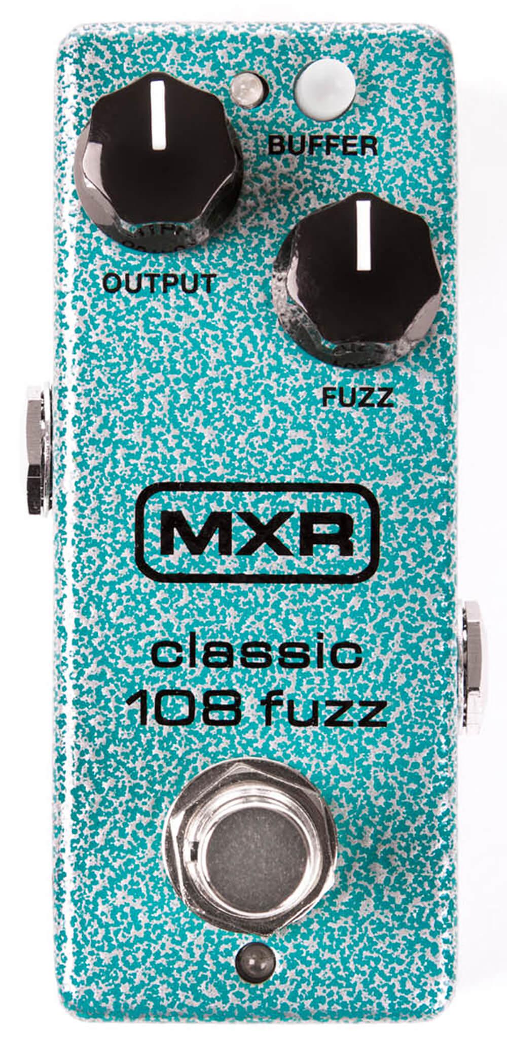 MXR M293 Classic 108 Fuzz Mini