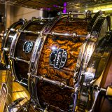 Mapex Snare Drums on Display at Rich Tone Music