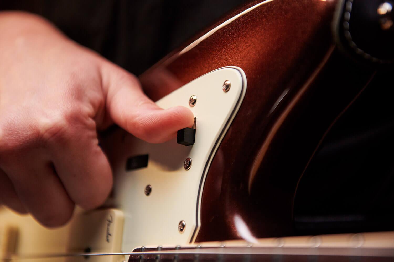American Ultra Jazzmaster Tone Circuit