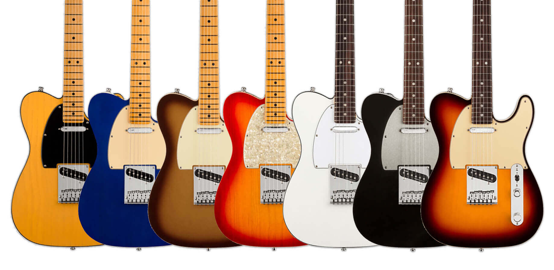 American Ultra Telecasters