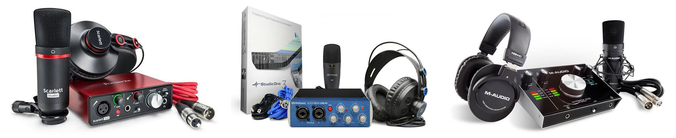 Audio Interface Packages