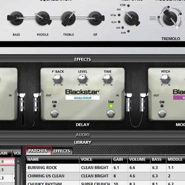 Blackstar Insider Software
