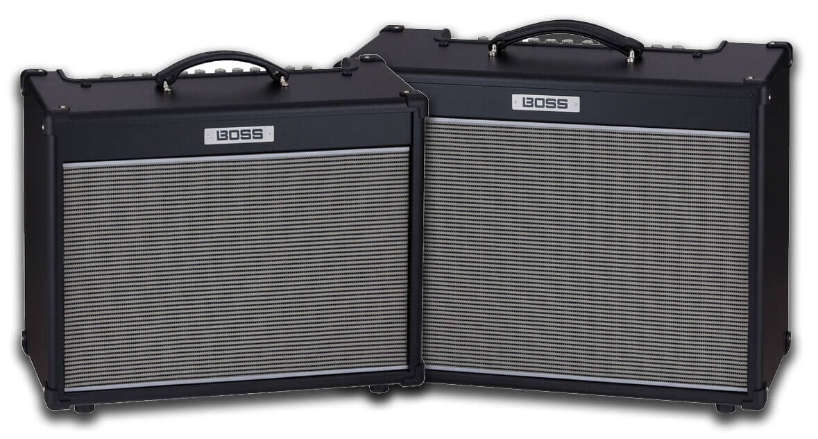 Boss Nextone Amps