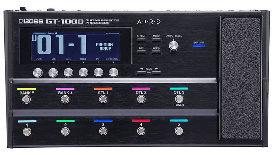 Boss GT-1000 Multi Effects