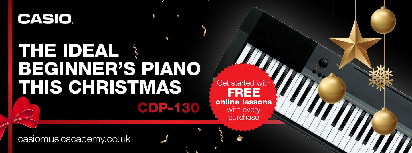 Casio Christmas Music Academy