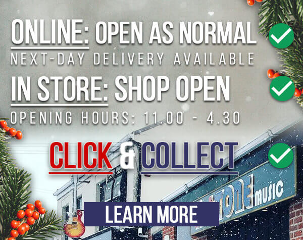 Sheffield Shop Open and Online
