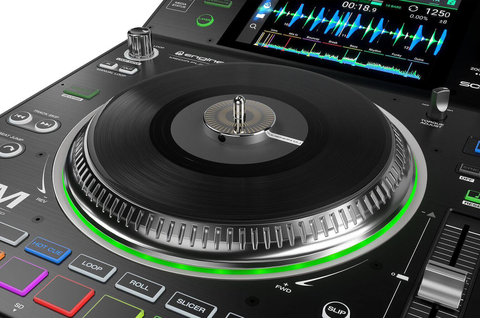 Denon DJ SC5000M platter