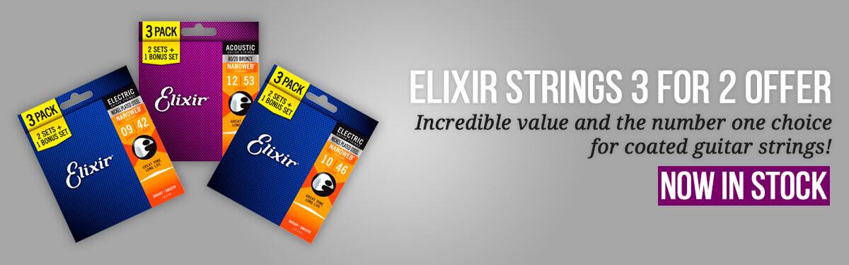 Elixir 3 for 2