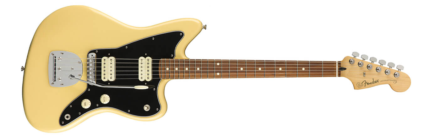 Fender Player Series Jazzmaster in Buttercream finish