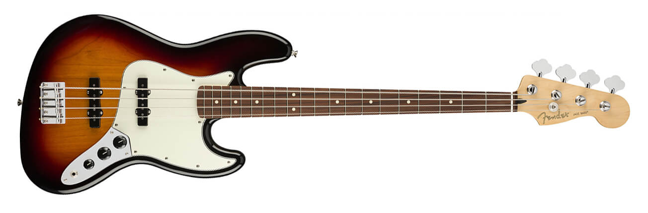 Fender Player Series Jazz Bass in Sunburst