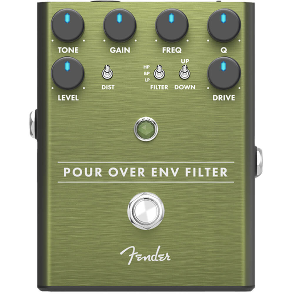 Fender Pour Over Env Filter