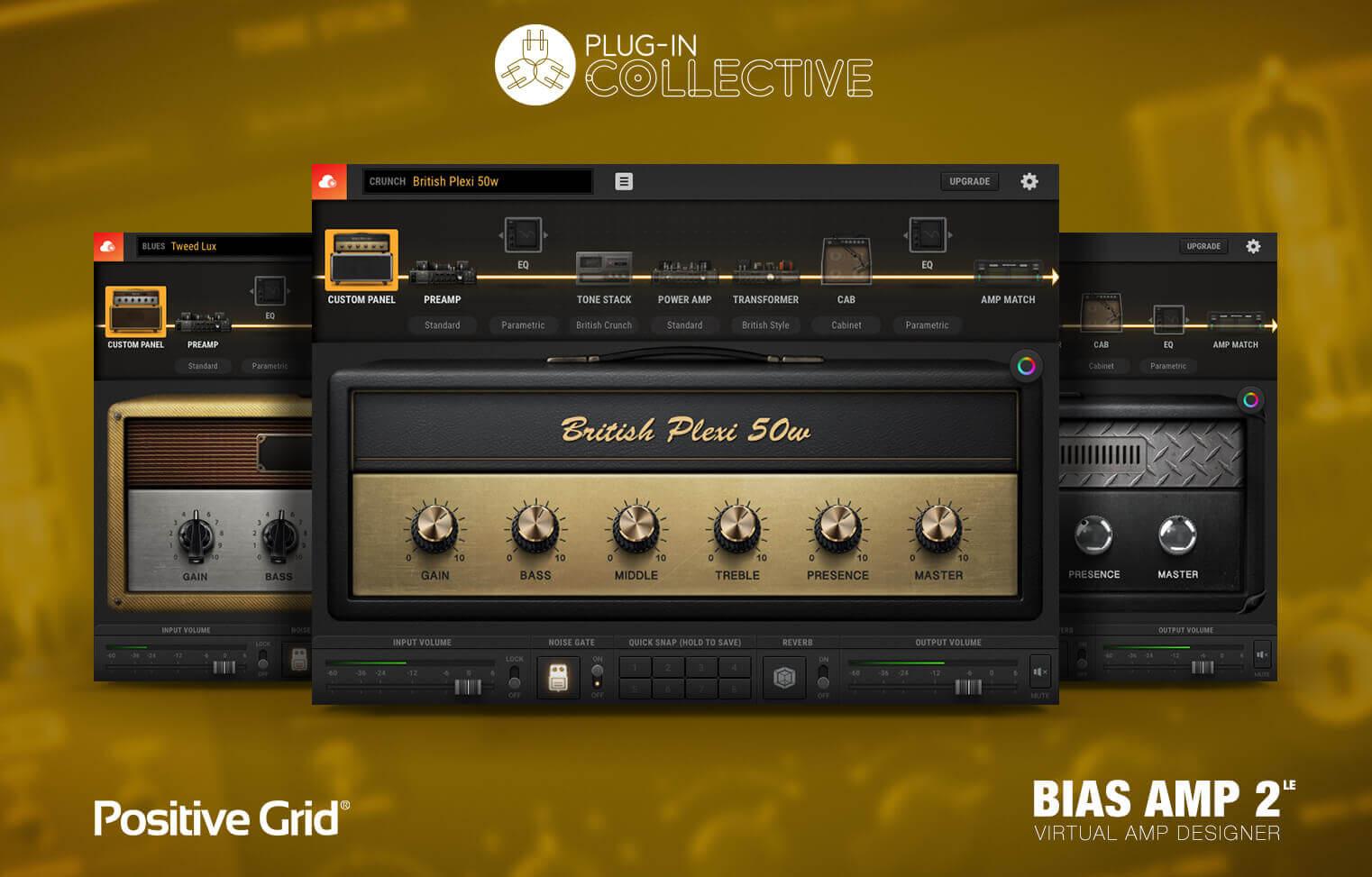 Focusrite Positive Grid Bias Amp