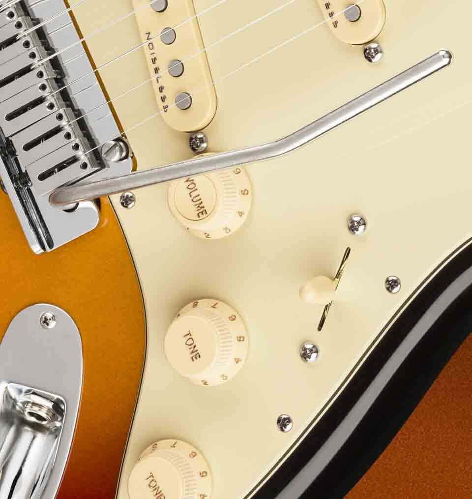 Fender Ultra Treble Bleed