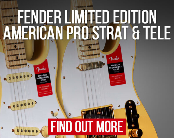 Fender Limited Edition American Professional Strat & Tele