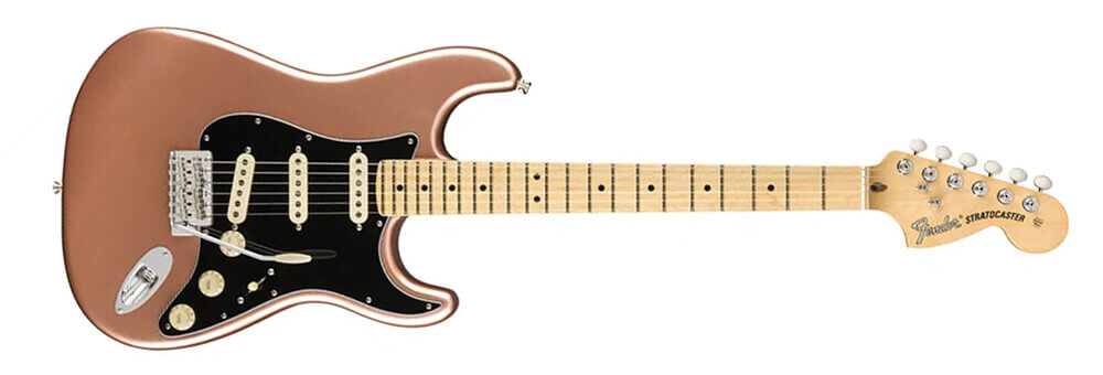 Fender American Performer Stratocaster SSS