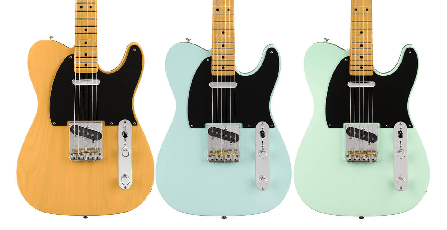 Fender Vintera 50s MOD Telecaster