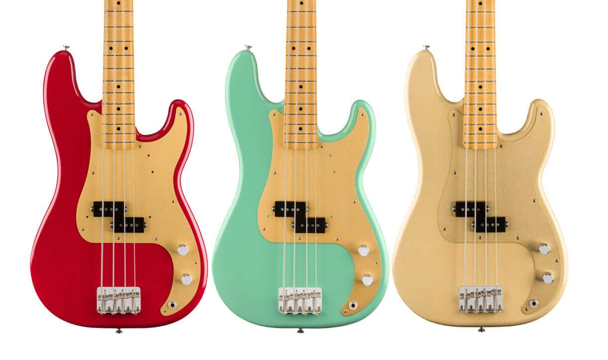 Fender Vintera 50s Precision