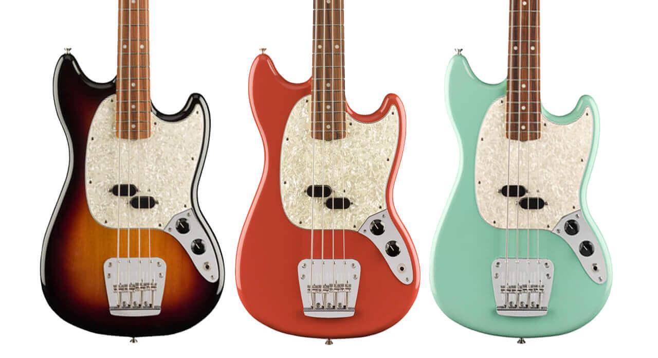 Fender Vintera 60s Mustang Bass