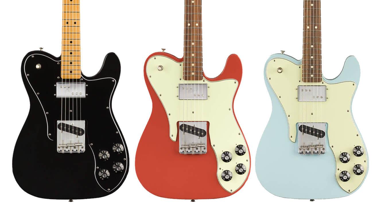 Fender Vintera 70s Telecaster Custom