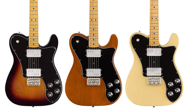 Fender Vintera 70s Telecaster Deluxe