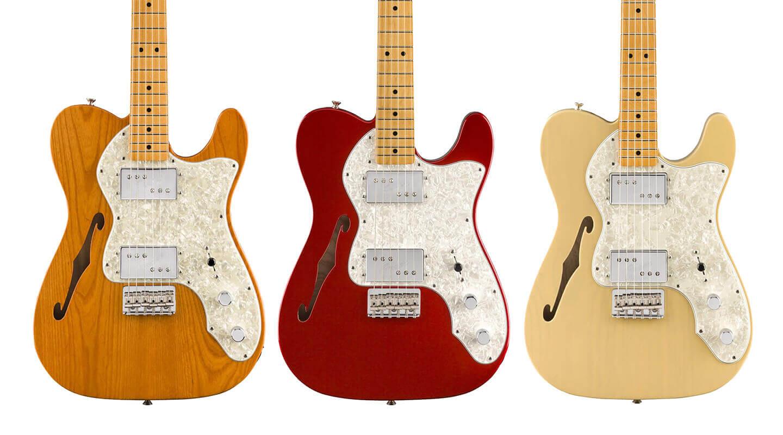 Fender Vintera 70s Telecaster Thinline