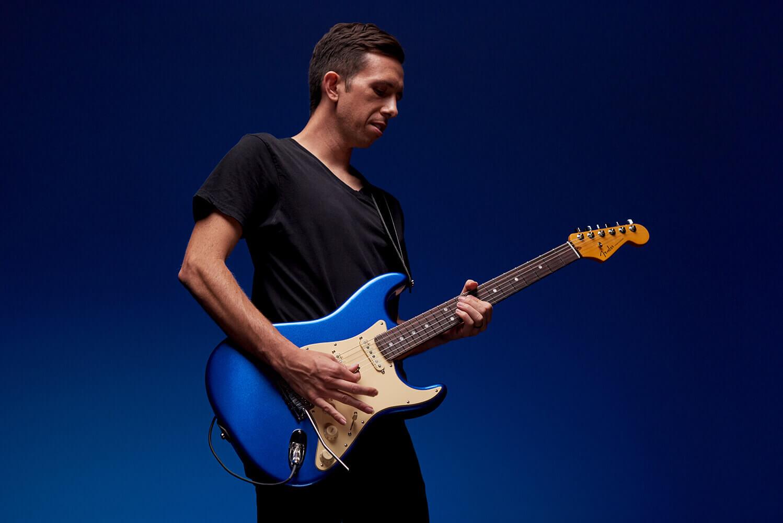 Fender American Ultra HSS Strat