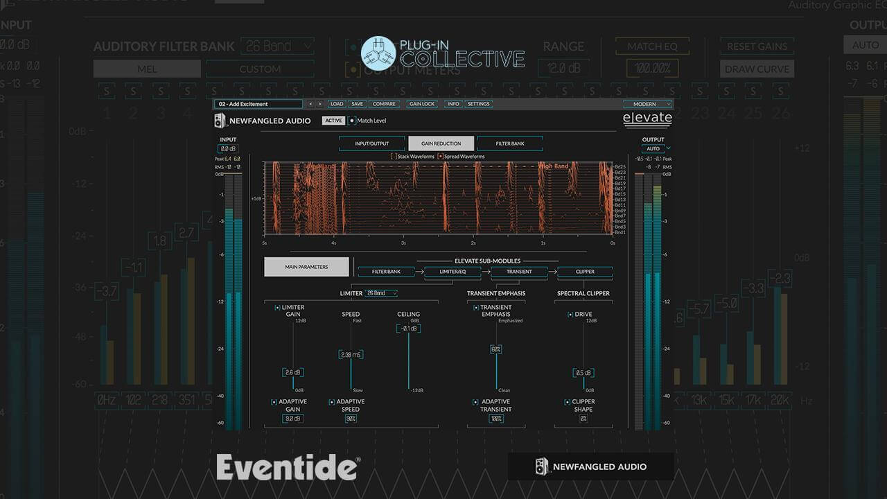 Eventide Elevate Plugin Collective