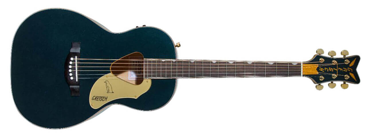 Gretsch Limited G5021E Penguin Rancher Electro-Acoustic - Midnight Sapphire