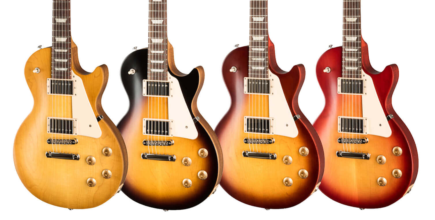 Gibson Les Paul Tributes