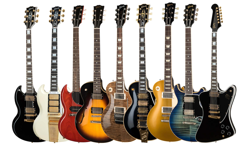 Gibson Relaunch