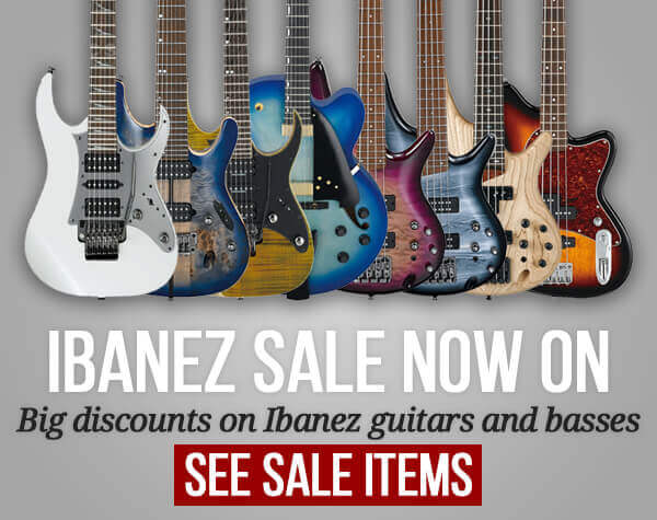 Ibanez Sale 2019