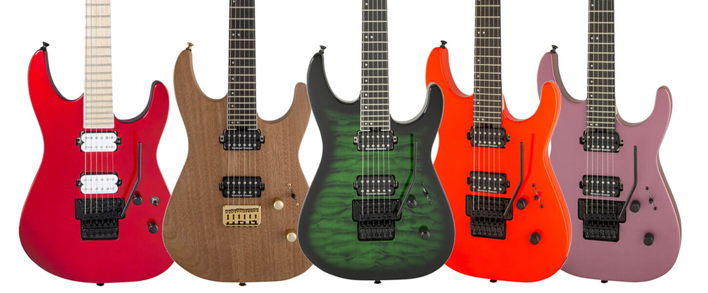 namm 2019 jackson guitars announce new models rich tone music. Black Bedroom Furniture Sets. Home Design Ideas