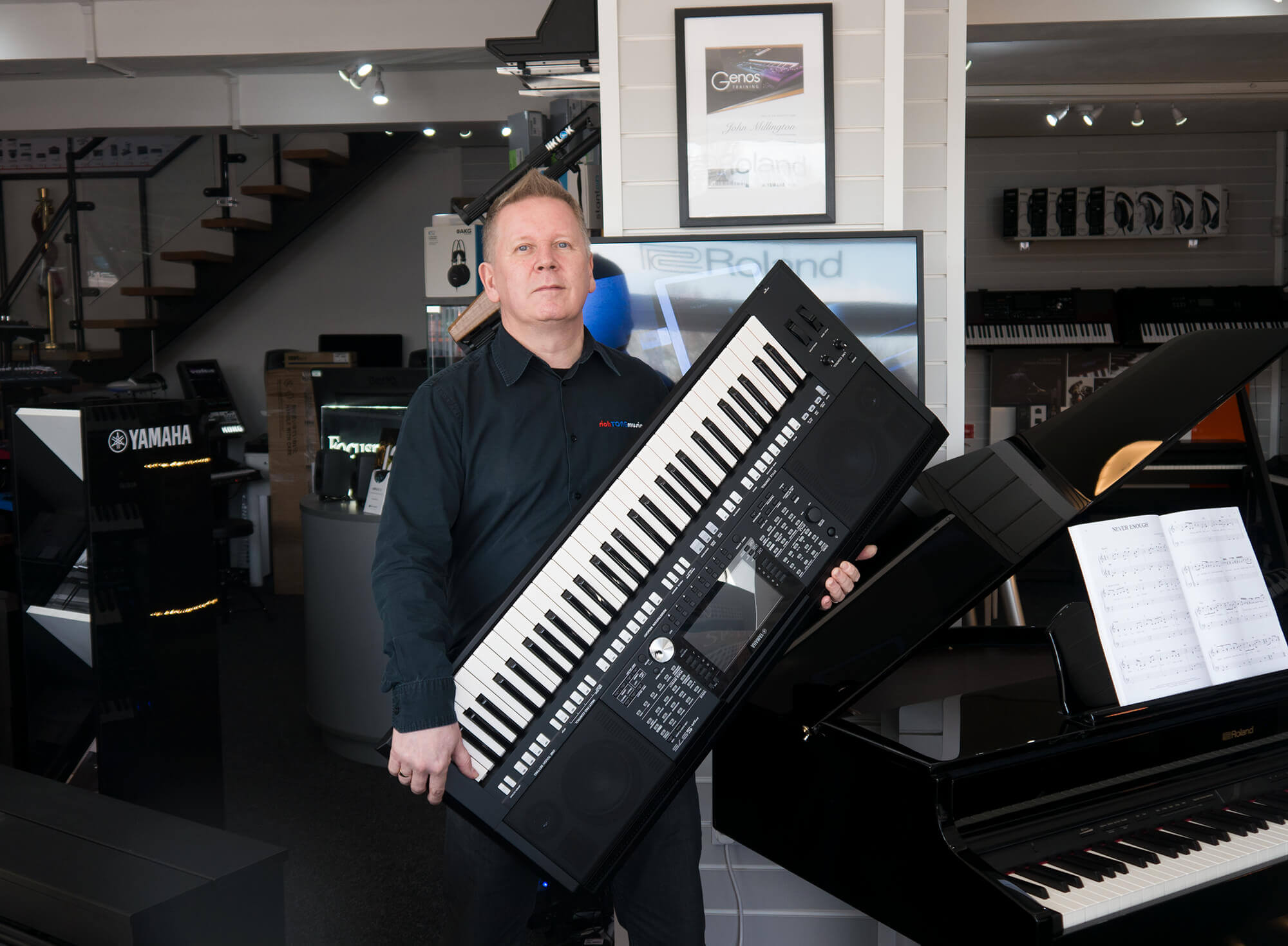 John Piano Room 2
