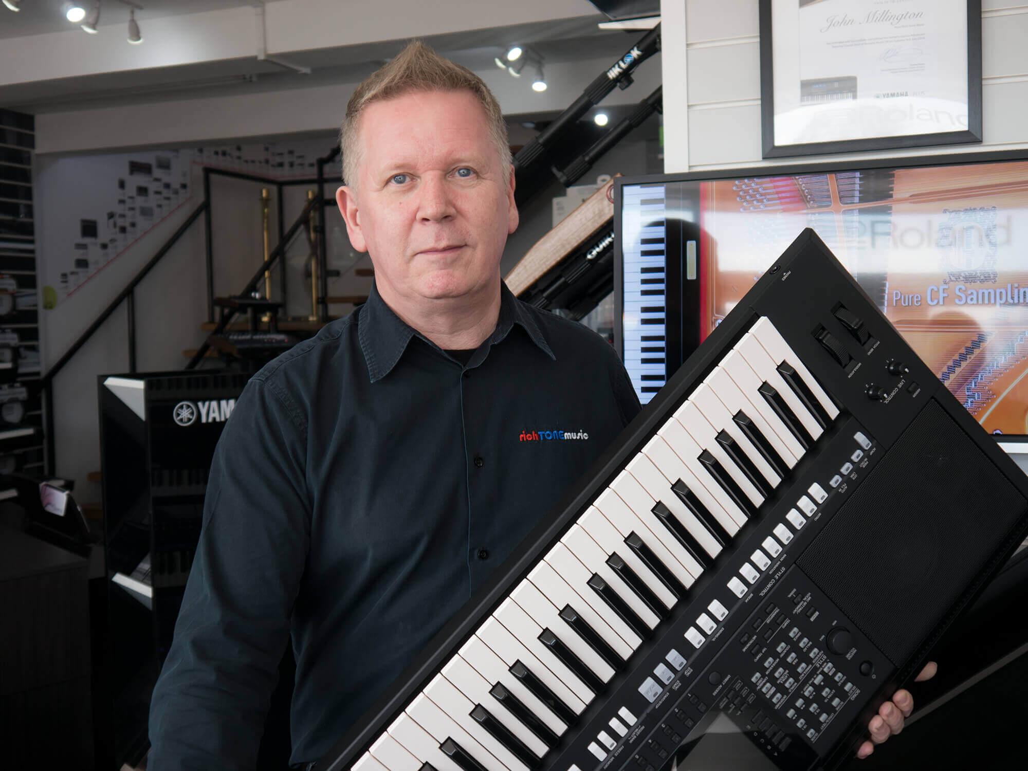 John Piano Room 3