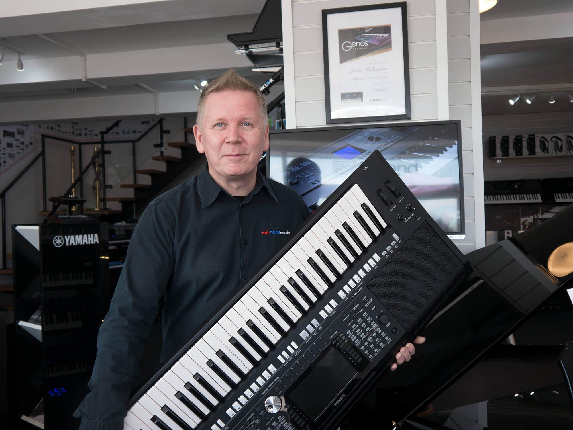 John Piano Room 4