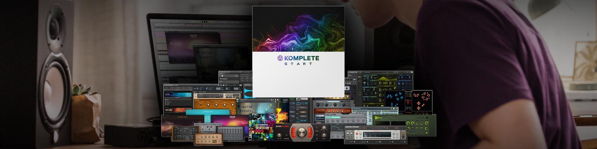 komplete software