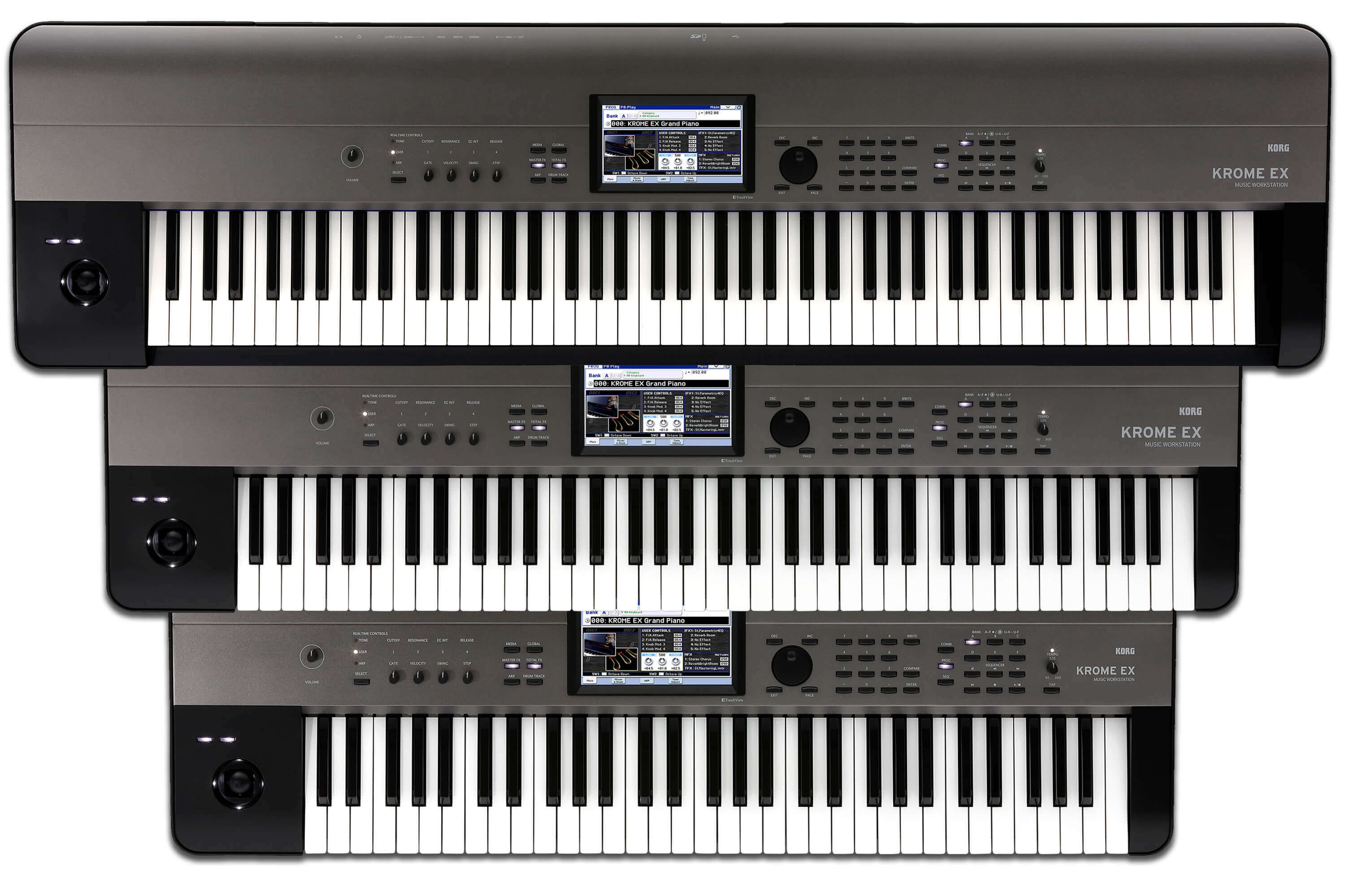 Korg Krome EX Selection