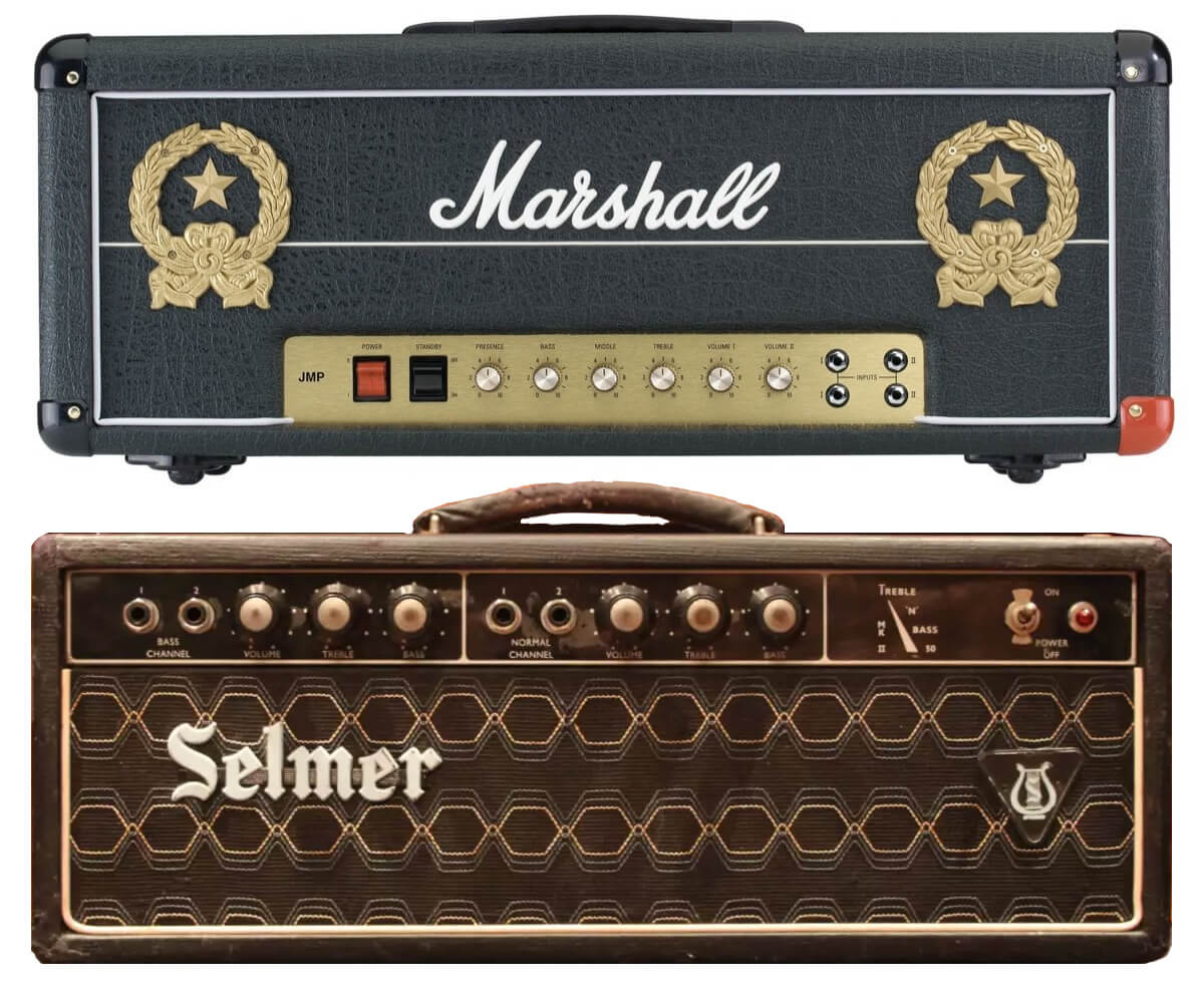 Lemmy Amps