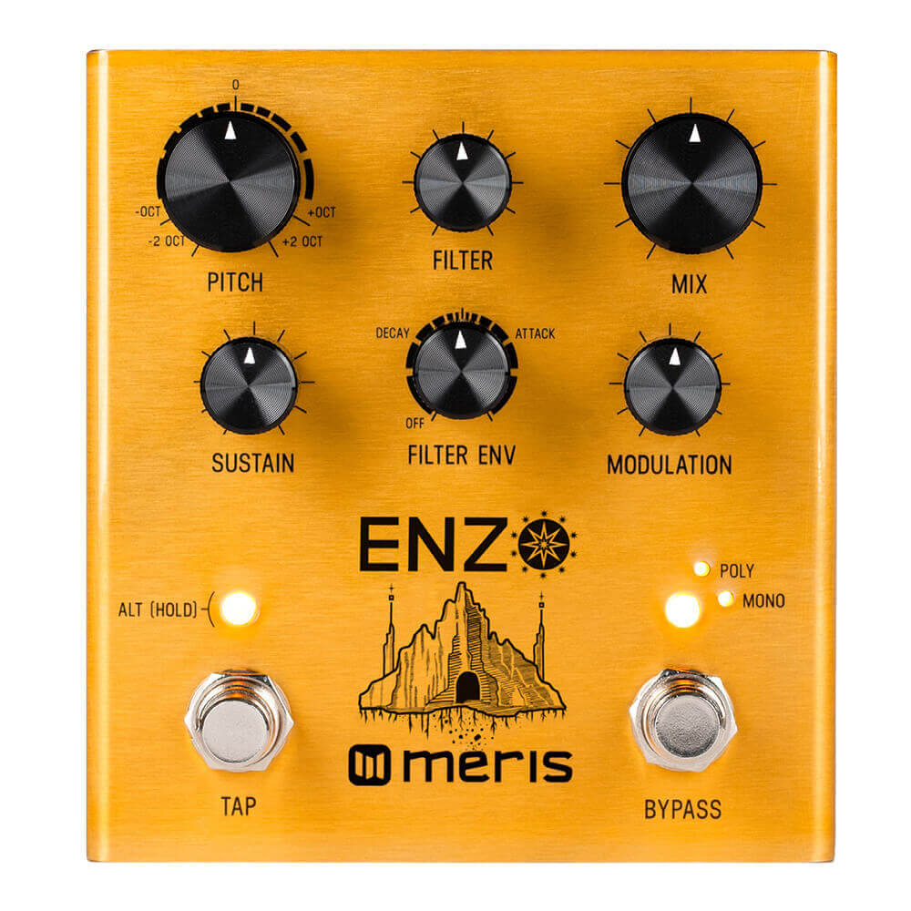 Meris Enzo Synth Pedal
