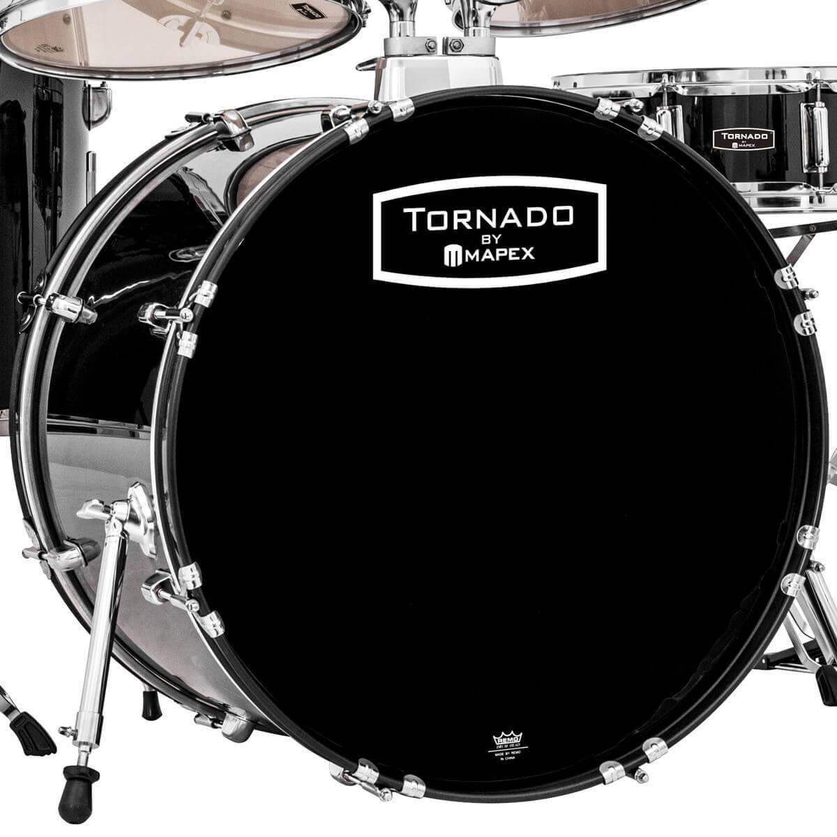 Mapex Tornado Kick Drum