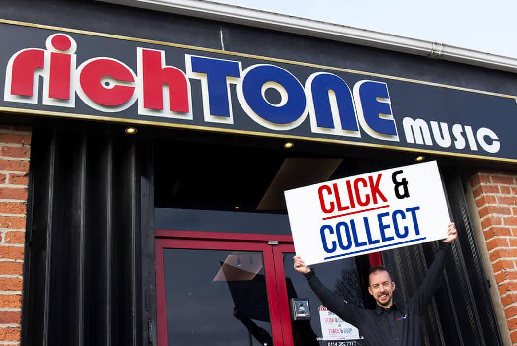 Mark Click and Collect Sign