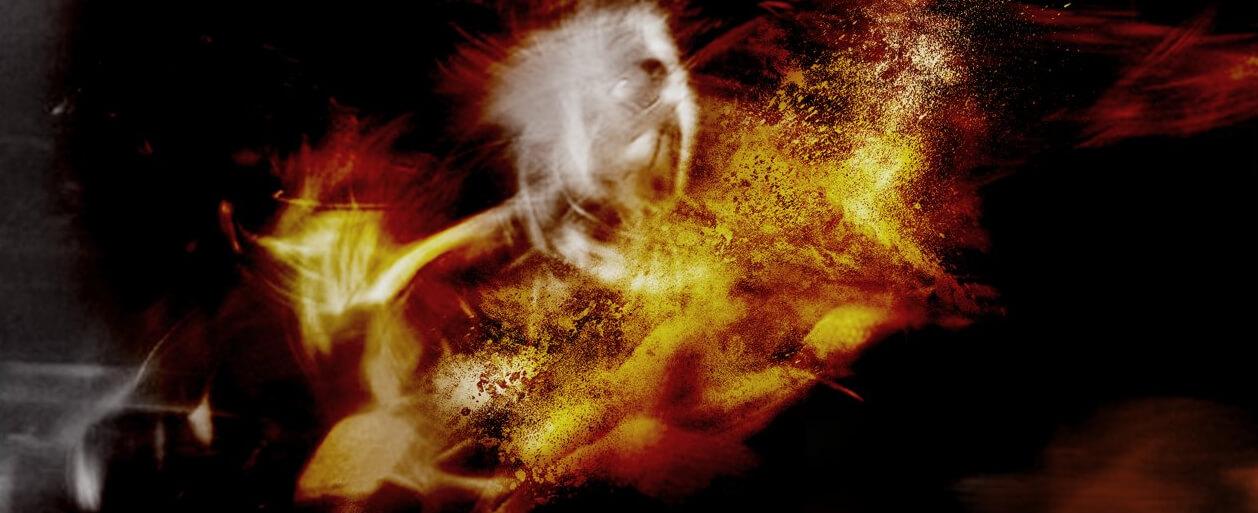Molten Veil inspiring image