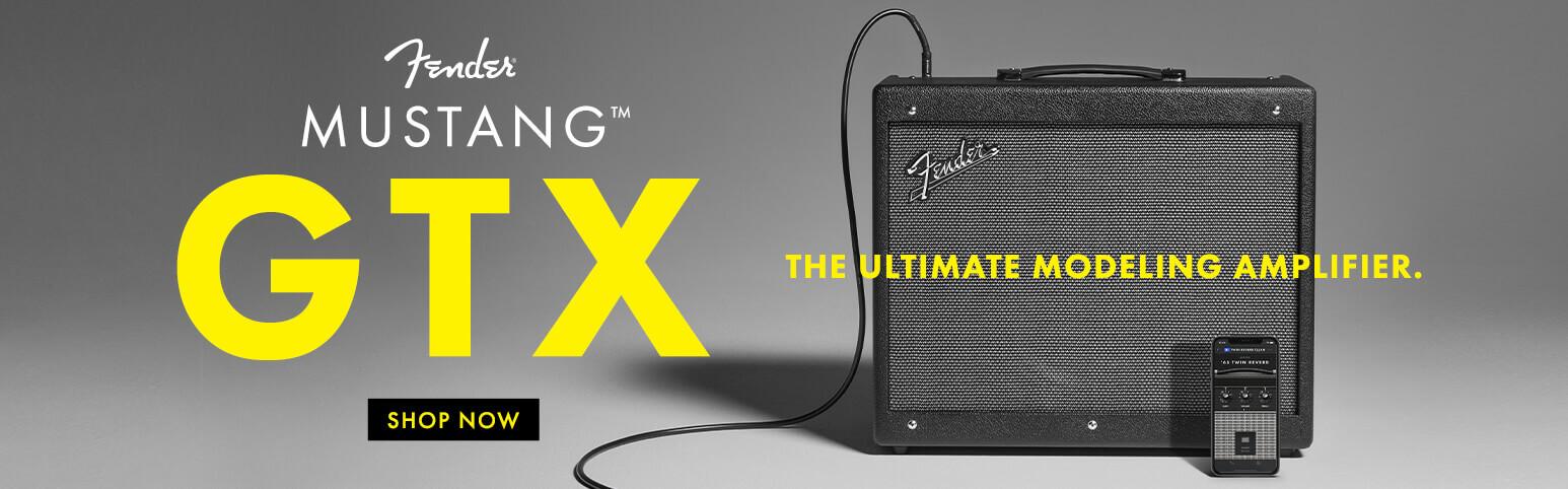 Fender Mustang GTX