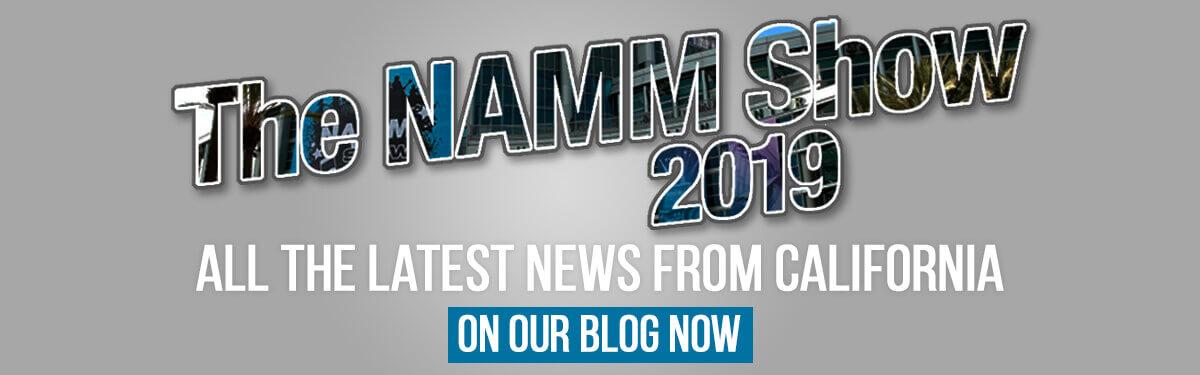 NAMM 2019 News