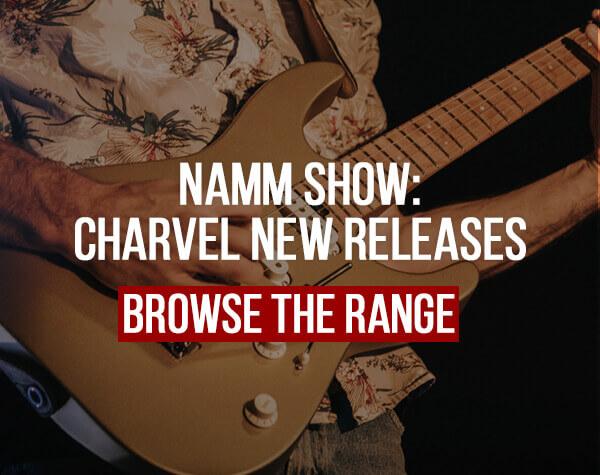 Charvel NAMM 2020