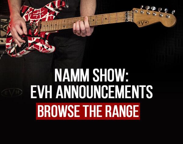 EVH NAMM 2020