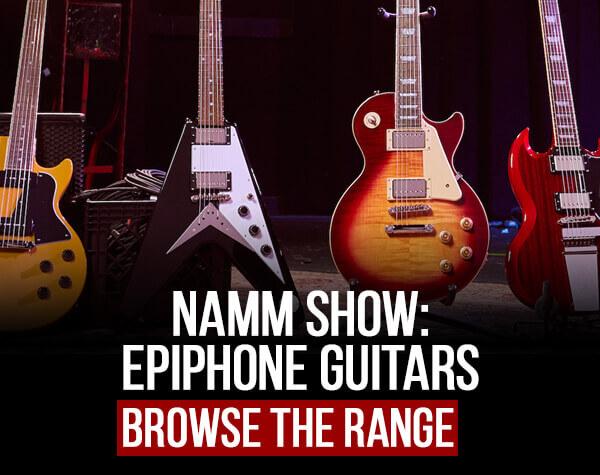 Epiphone NAMM 2020