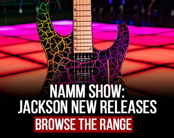 Jackson NAMM 2020