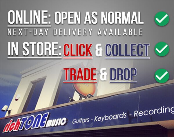 Online Open, Click & Collect, Trade & Drop