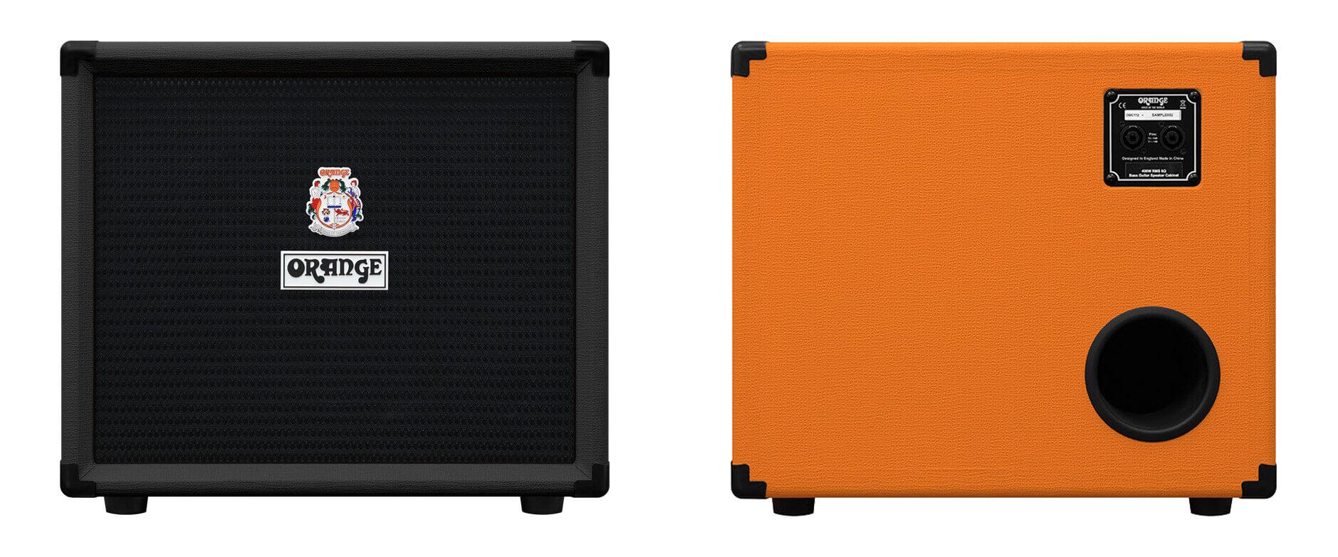 Orange OBC112 Cabinet